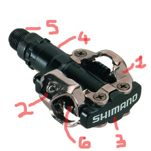 Shimano Cycling Shoe Size Guide