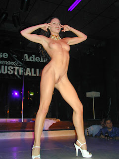 miss nude australia contest