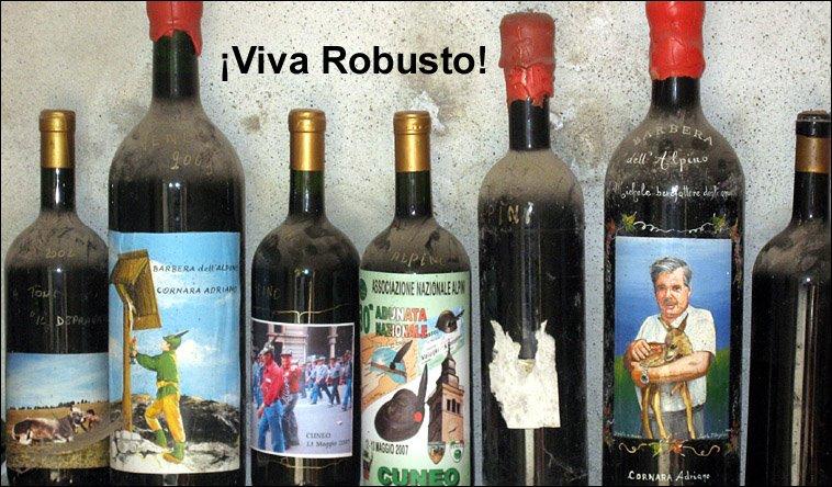 Viva Robusto!