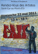 Affiche 2011 de Pierre Bozetto