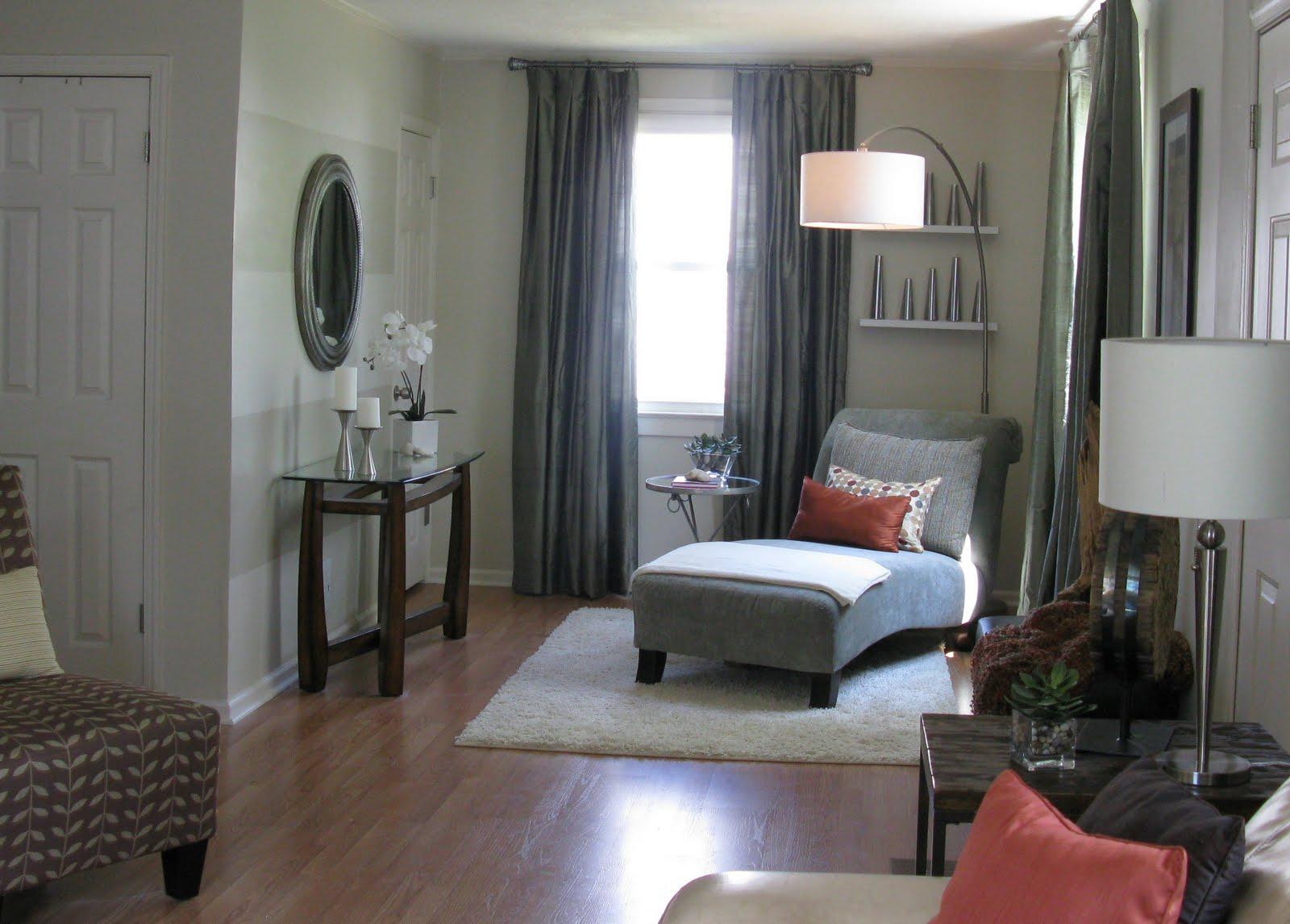 LoveYourRoom Small Awkward Living Room Becomes Beautiful