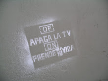 Graffeti in Santiago