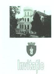 Invitatie la Castel de ziua lui Bela Bartok