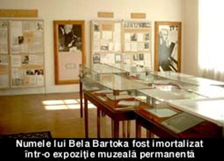 Muzeul Bela Bartok din orasul natal