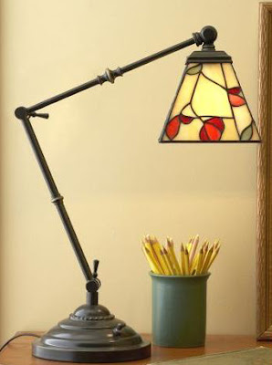 the bungalow desk lamp is screaming to go in an office ok my office. Black Bedroom Furniture Sets. Home Design Ideas