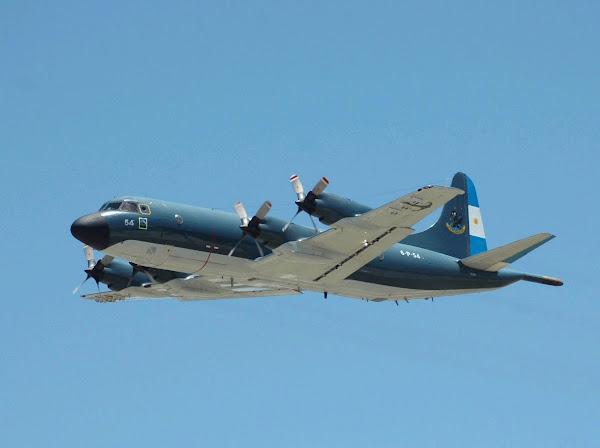 Centenario de la Aviación - EA6E presente