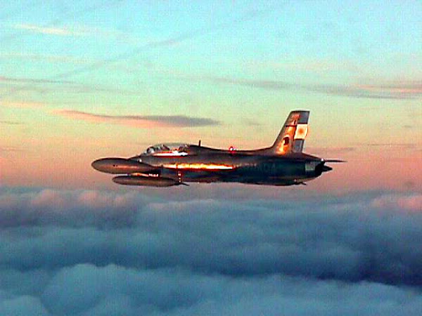 Pase a reserva de la Primera Escuadrilla Aeronaval de Caza y Ataque