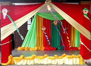 Eventos Decoración Escuela Día Del Niño