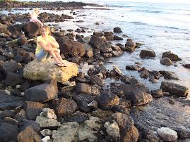 Mindy in Hawaii!
