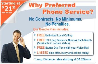 Preferred Phone Service