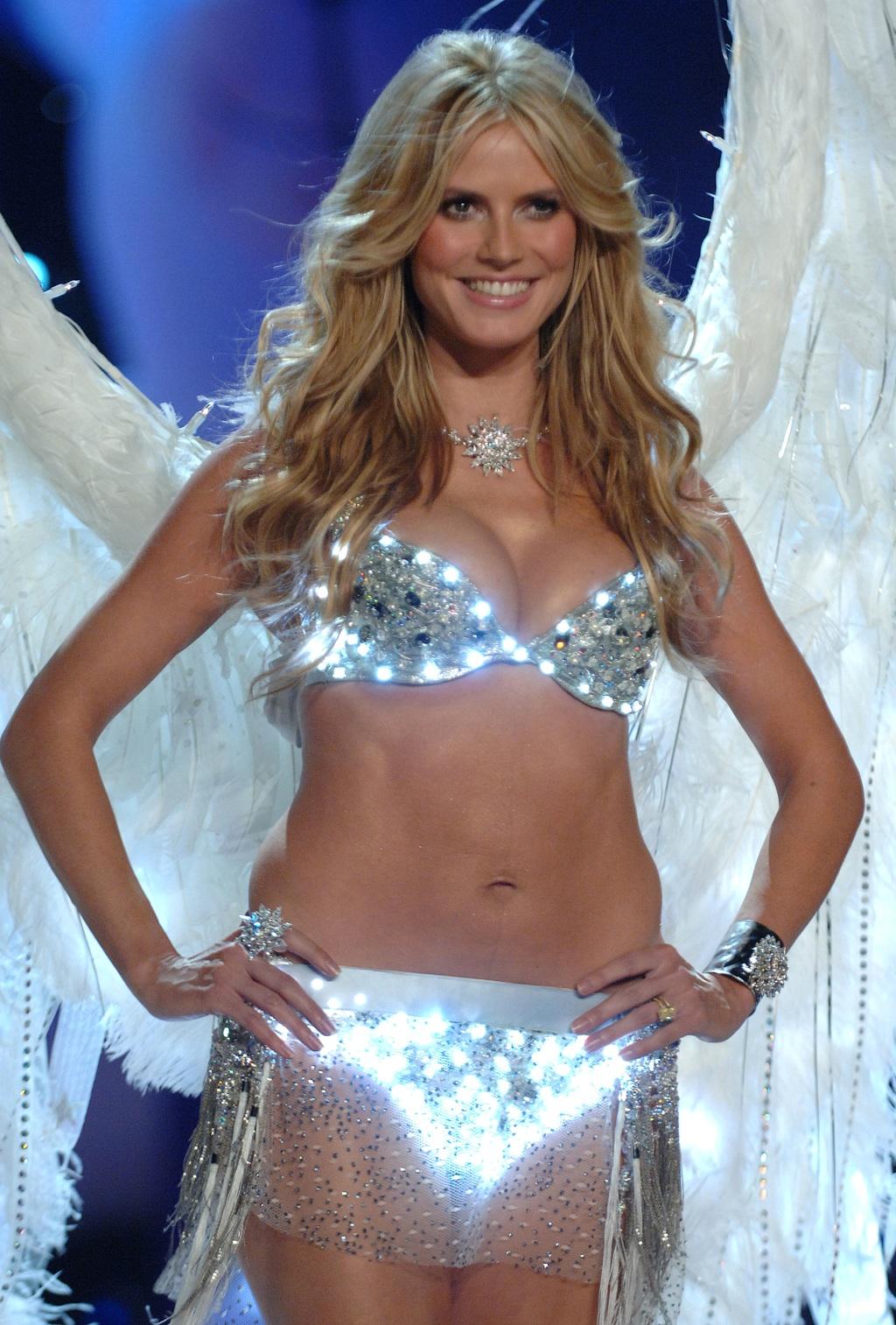 Victoria Secret Heidi Klum