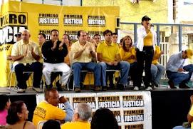 Derecho de palabra de Flavia Martineau en Asamblea Metropolitana de PJ (08/2007)