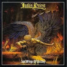 Sad Wings Of Destiny--Judas Priest