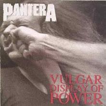 Vulgar Display Of Power--Pantera