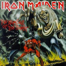 The Number Of The Beast--Iron Maiden