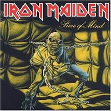 Piece Of Mind--Iron Maiden