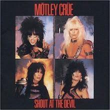 Shout At The Devil--Mötley Crüe