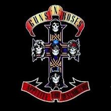 Appetite For Destruction--Guns N' Roses