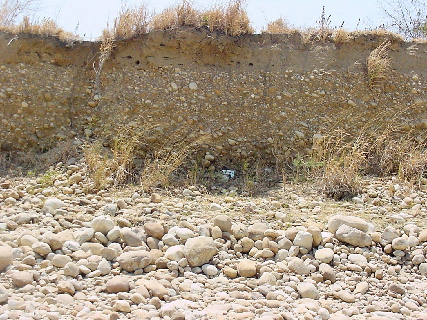 Geomorfología Terraza Del Río La Yuca En Torres De Electricidad