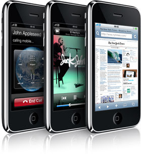 apple iphone 3g llega a peru claro movistar