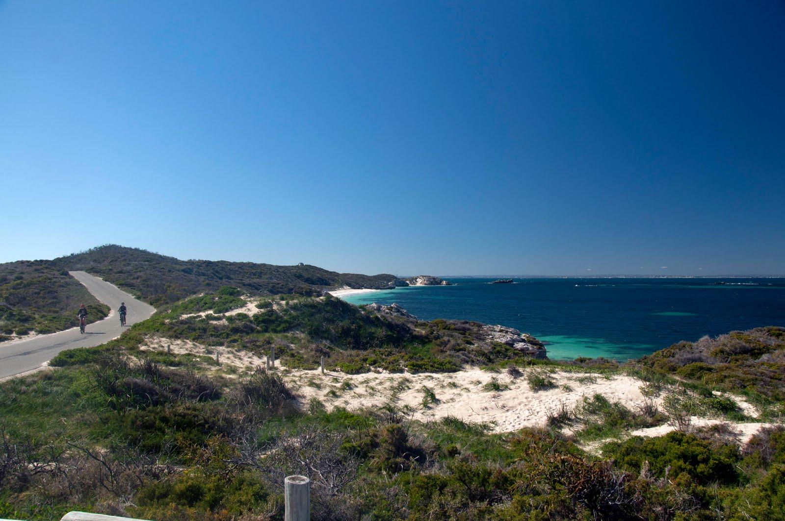 Rottnest Island Australia: Over Down Under: Rottnest Island