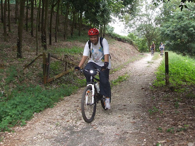 Cross Country riding at RRI