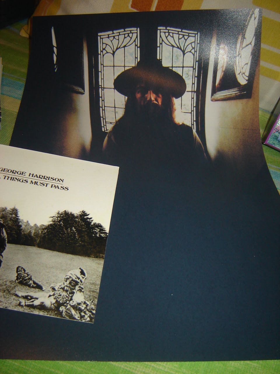 All Things Kardashian: Beatle Collector: ALL THINGS MUST PASS COMPLETE PRESSINGS