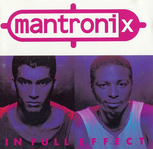Mantronix With MC Tee Fresh Is The Word