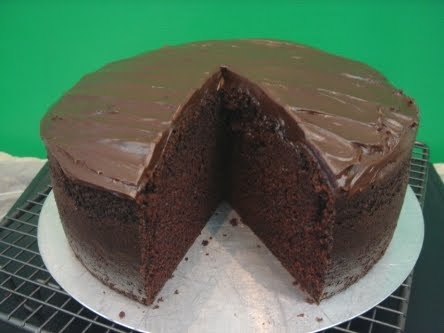 Aunty Yochana S Rich Moist Chocolate Cake