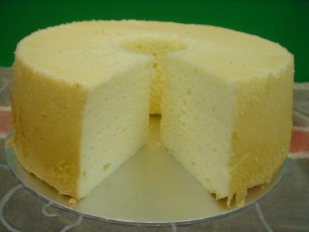 Japanese Cream Cheese Chiffon Cake Recipe