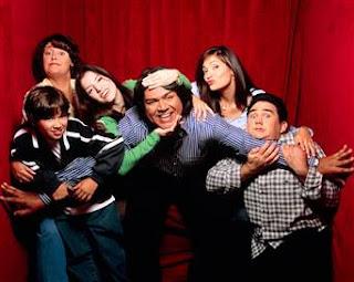 Progressive Soup George Lopez Show Cast Reunion On Lopez Tonight
