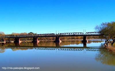 Este viejo puente tiene una larga e interesante historia for Rio cuarto 230 anos