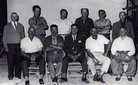 Algunos integrantes de la Coopetativa de Tamberos de Cayastacito año 1965.