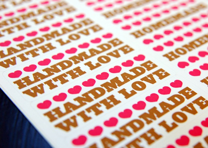 staples sticker paper   A Little Design Every Day   by Anelieze