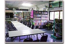 ห้องสมุดประชาชนอำเภอบางพลี