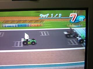 レーススタート!