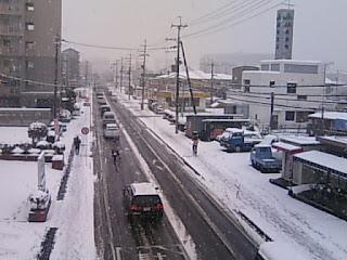 草津雪フル