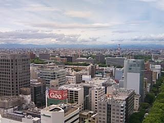 名古屋城の方です