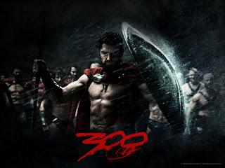 映画300(スリーハンドレット)