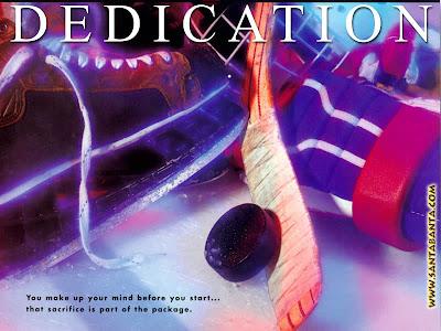 Motivational Wallpaper on Dedication : You make up your mind