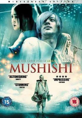 black hole reviews mushishi anime series vs live