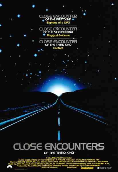 BLACK HOLE REVIEWS: CLOSE ENCOUNTERS OF THE THIRD KIND ...