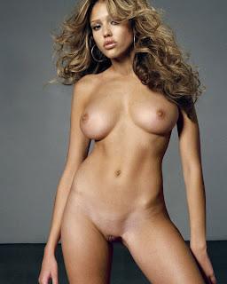 Jessica Alba Desnuda Sin Ropa y