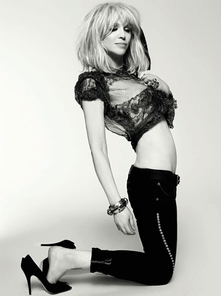 THE BLACKBURN REPORT: Courtney Love Tweets