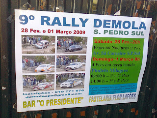9ºRally Demola S.P. Sul