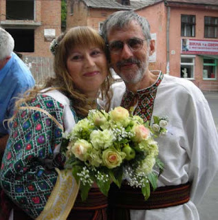 Ukrainian-Canadian Wedding in Western Ukraine