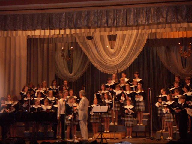 Ternopil, Ukraine: The Zorynka Children's Chamber Choir