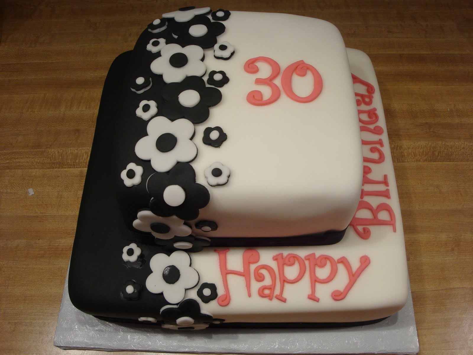 Happy 30 Birthday Cake Brithday Cake