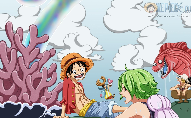 One Piece Chap 615