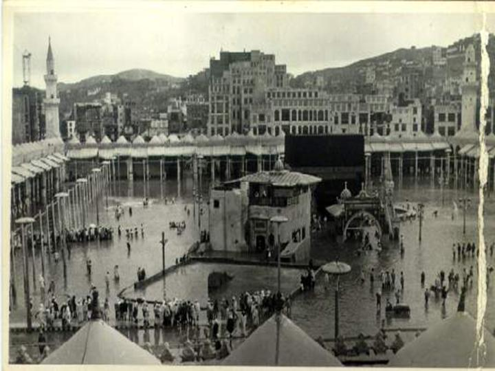 Slide17 - Old & Rare Pictures Of Makkah Shareef